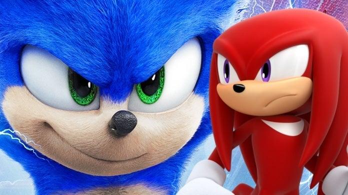 Sonic the Hedgehog Movie Knuckles