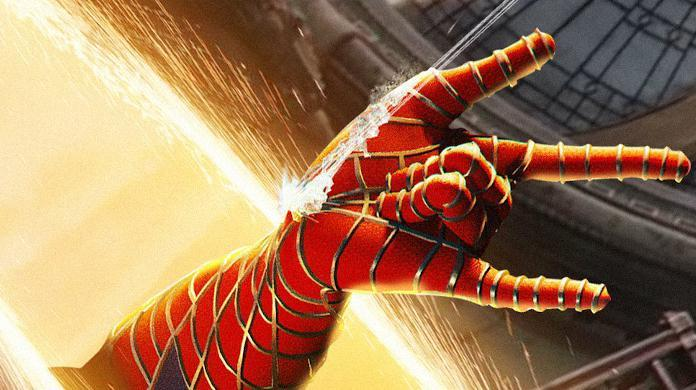 spider-man doctor strange sam raimi portal boss logic