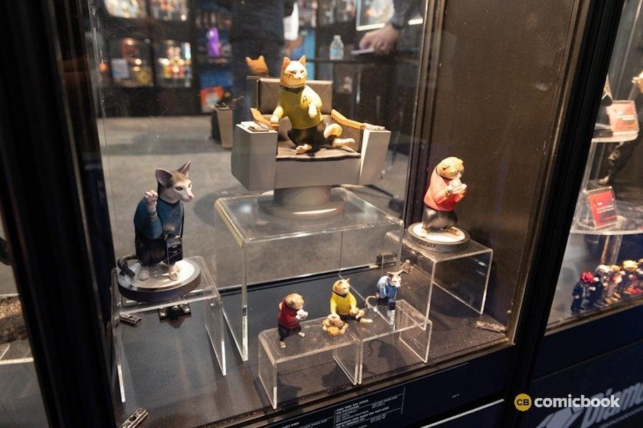 Star Trek Cats Toy Fair 2020