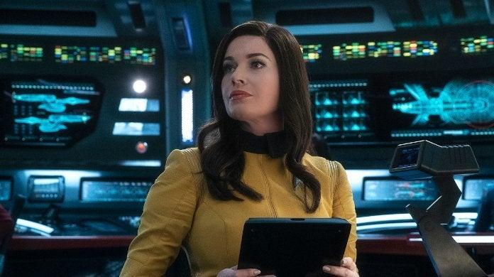 Star Trek Discovery Number One Rebecca Romijn