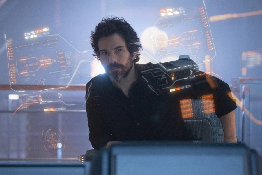 Star Trek Picard 106 The Impossible Box 013