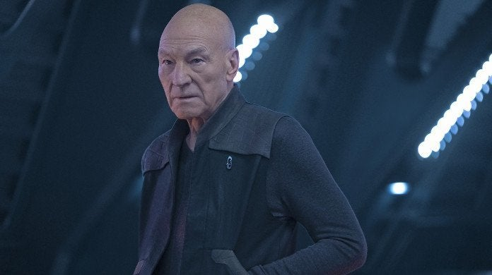 Star Trek Picard Episode 6 The Impossible Box