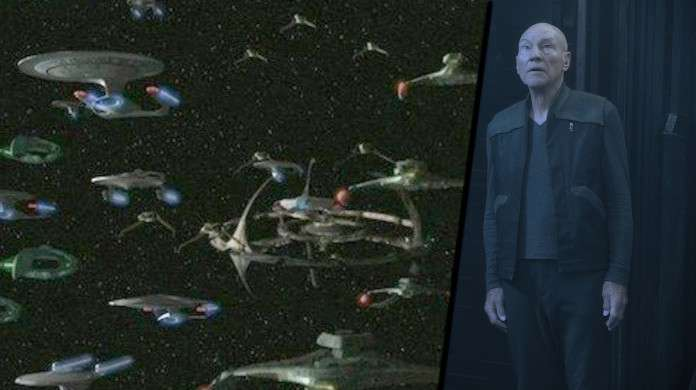Star Trek Picard Federation Downfall Dominion War