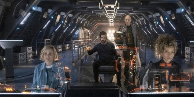 Star Trek Debuts Picard's New Ship and Crew