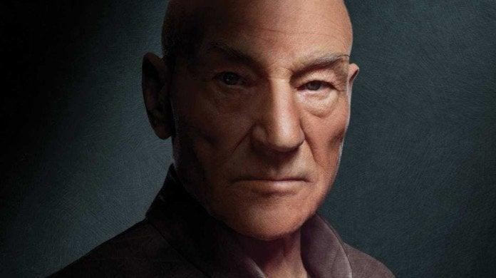 Star Trek Picard New Enterprise Captain Worf Last Best Hope