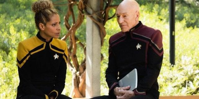 Star Trek: Picard Showrunner Explains Jean-Luc's New Nickname