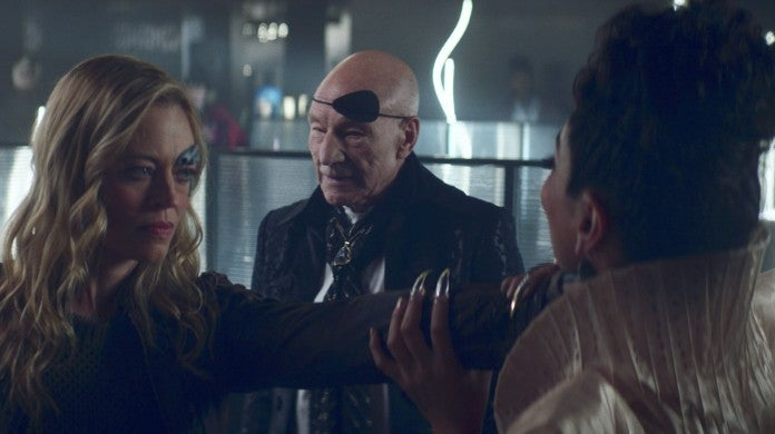 Star Trek Picard Seven of Nine LGBTQ Lesian Confirmed