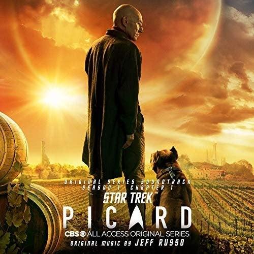 star trek picard soundtrack cover