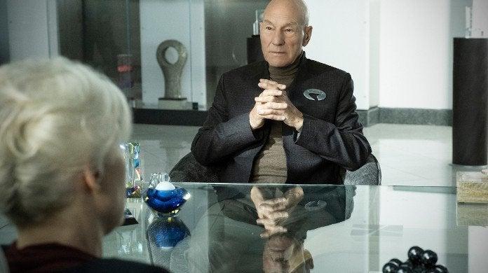 Star Trek Picard Starfleet