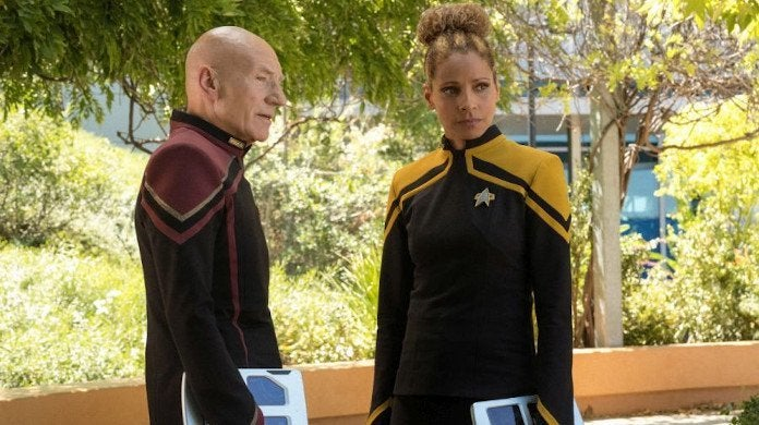 Star Trek Picard The End is the Beginning