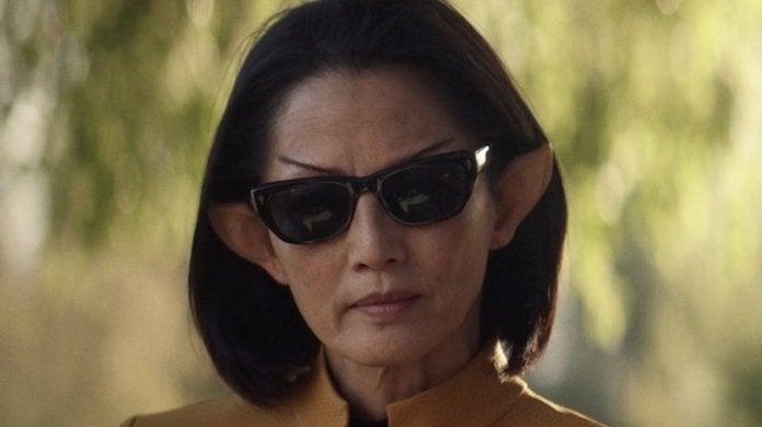 Star Trek Picard Vulcan Sunglasses Commodore Oh