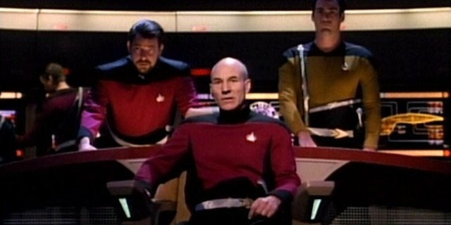 Star Trek: Yesterday's Enterprise Almost Had a Much Darker Ending