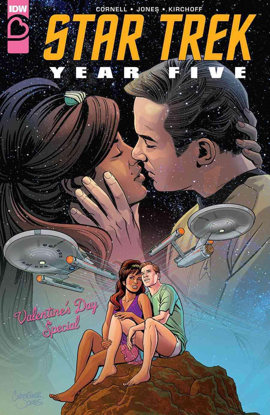 Star Trek Year Five Valentine's Day Special