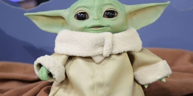 Star Wars: New Look at Baby Yoda Toys Unveiled