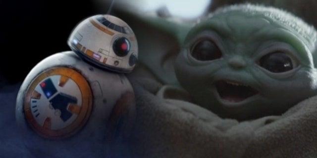 Star Wars Battlefront 2 Mod Turns BB-8 Into Baby Yoda