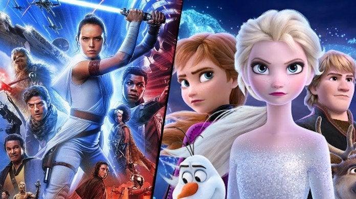Star Wars Frozen 2