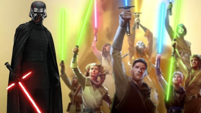 Star Wars High Republic First Revealed Mentioned in Rise Kylo Ren Comic