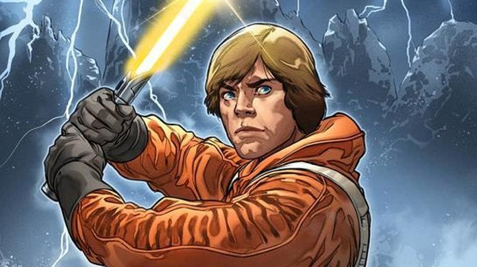 star wars issue 6 marvel comics luke skywalker header