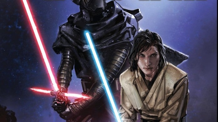 Star Wars Rise Kylo Ren Ben Solo First Jedi Kill Murder Spoilers