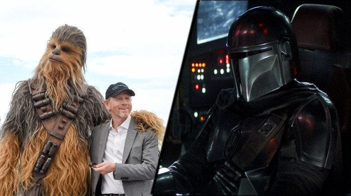 Star Wars Ron Howard Mandalorian