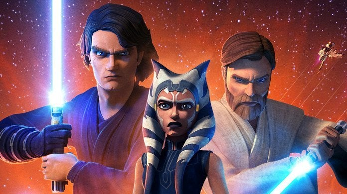 Star Wars The Clones Wars Final Seaosn 7 Review