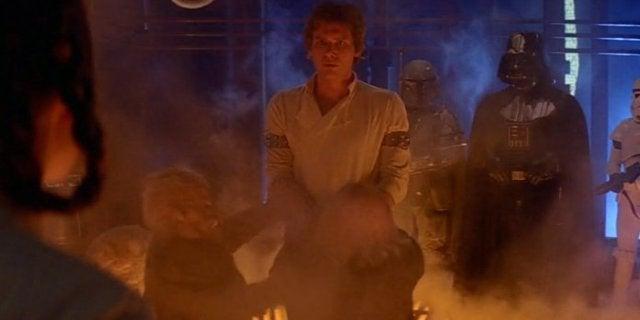 Star Wars Reveals SPOILER Also Got Frozen in Carbonite