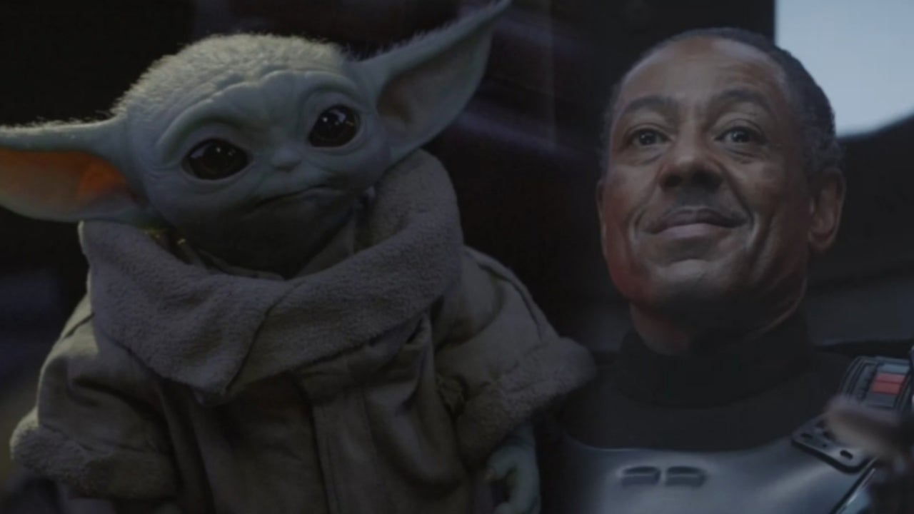 Star Wars: The Mandalorian Actor Giancarlo Esposito Addresses Being Overshadowed by Baby Yoda