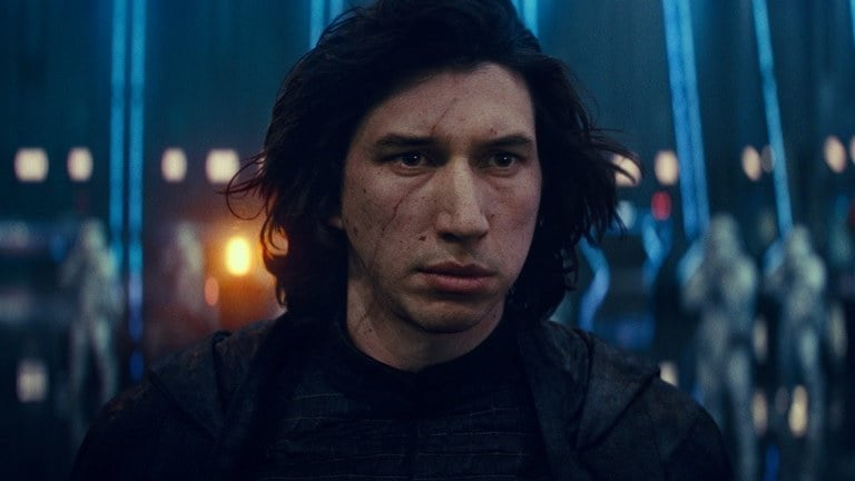 star wars the rise of skywalker ben solo adam driver kylo ren