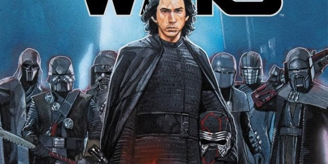 Star Wars: The Rise of Skywalker Comic Adaptation Coming in June