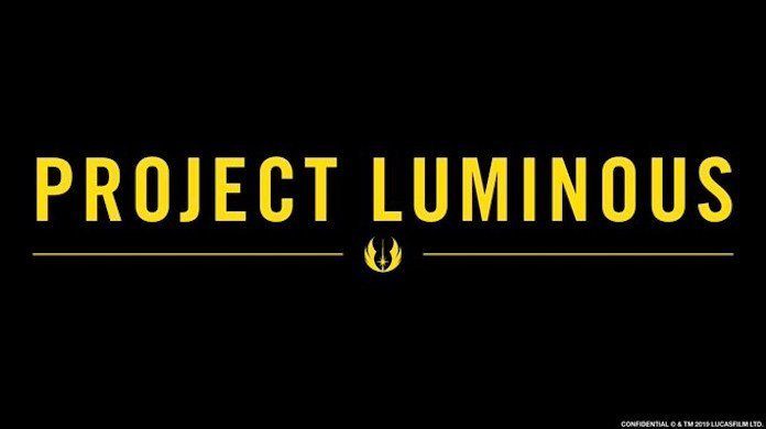Star Wars What Is Project Luminous