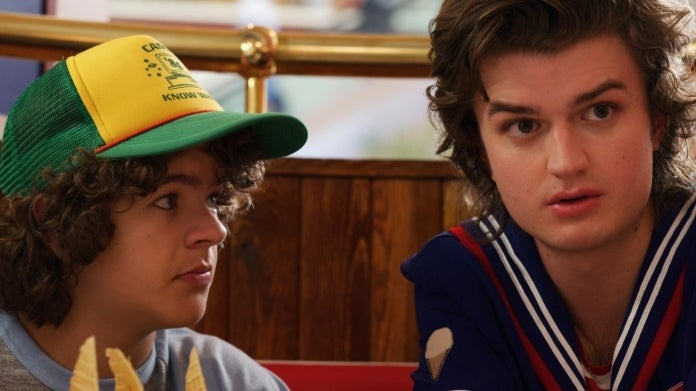 Stranger Things Gaten Matarazzo Joe Keery