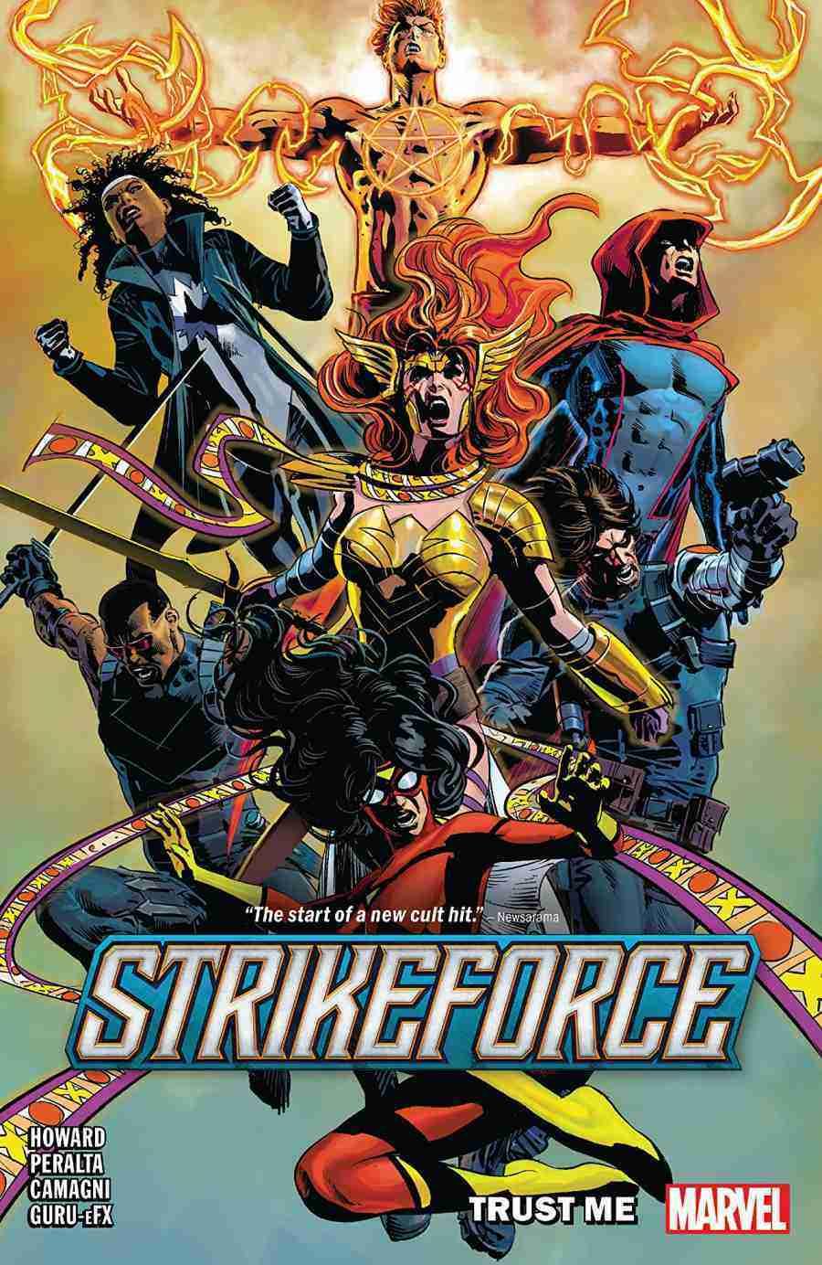 Strikeforce Vol 1