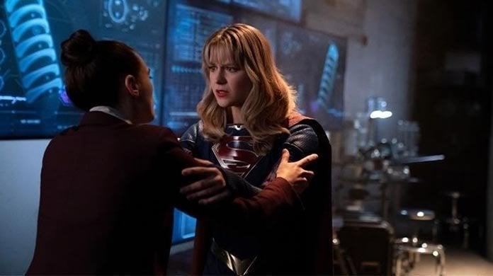 supergirl 100 kara apologizing