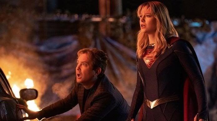 supergirl its a super life recap 100th episode