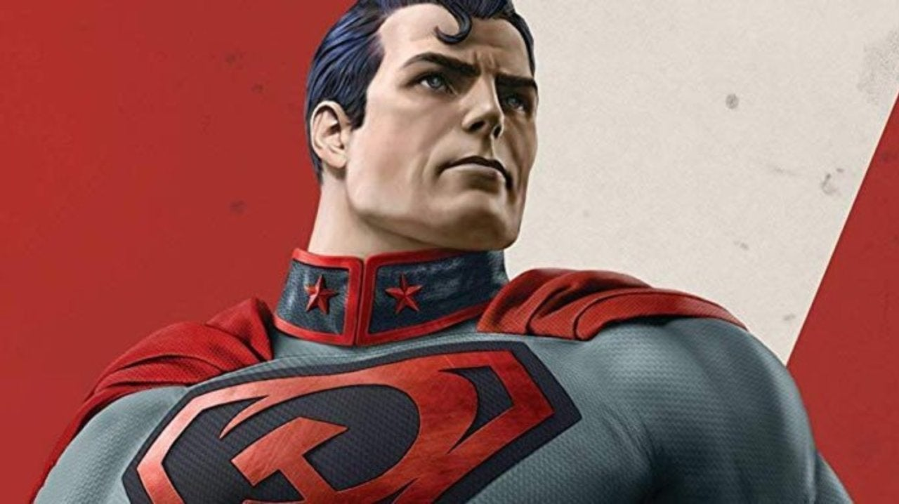 Superman Red Son Digital Blu Ray 4k Blu Ray And Special Edition Guide