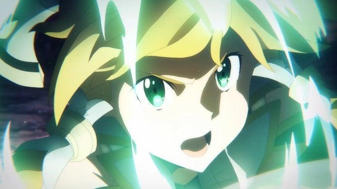 Sword Art Online Alicization War of Underworld Suguha