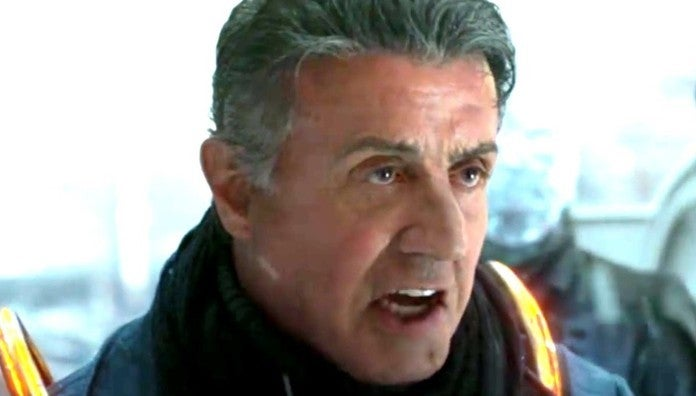 Sylvester Stallone Superhero moive Samaritan First Look Set Photos