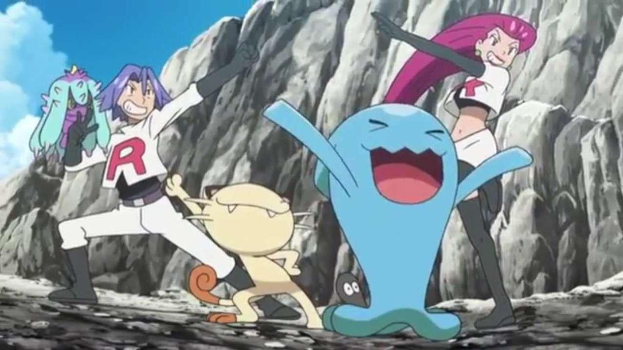 Pokemon Tweet Goes Viral For Team Rocket Wedding