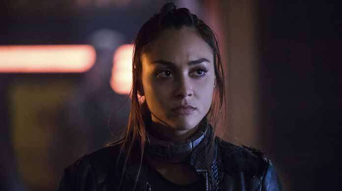 the 100 lindsey morgan