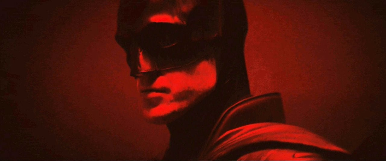 the batman costume first look brightened 4