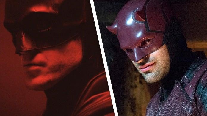 the batman movie daredevil
