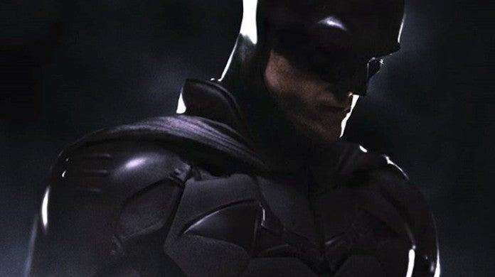 The Batman Robert Pattinson Batsuit Black Gray Colors