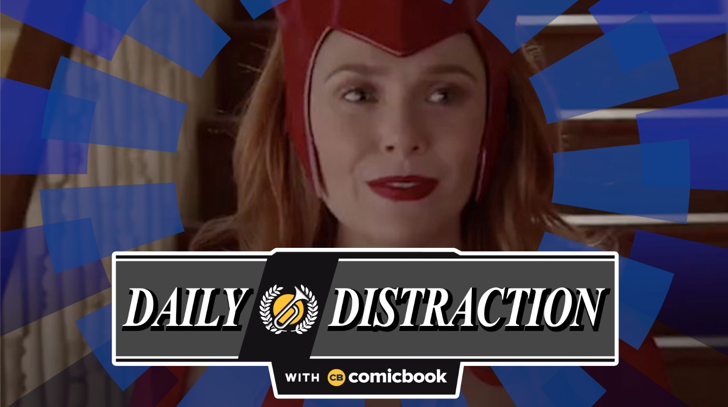 The Daily Distraction - February 3rd, 2020 screen capture