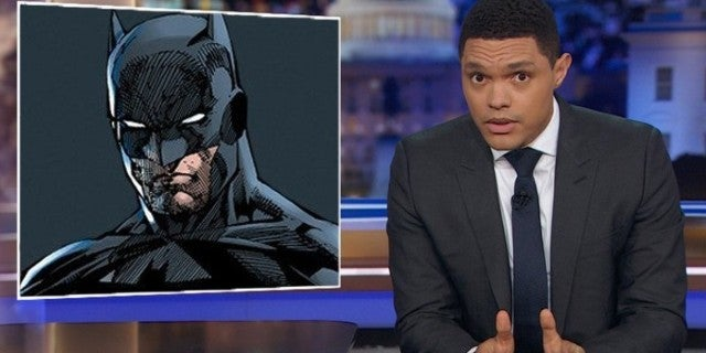 The Daily Show Scorches the Democratic Debate With a Savage Batman Joke