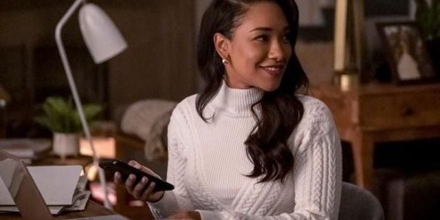 The Flash Showrunner Talks Iris's Increased Role on the Series