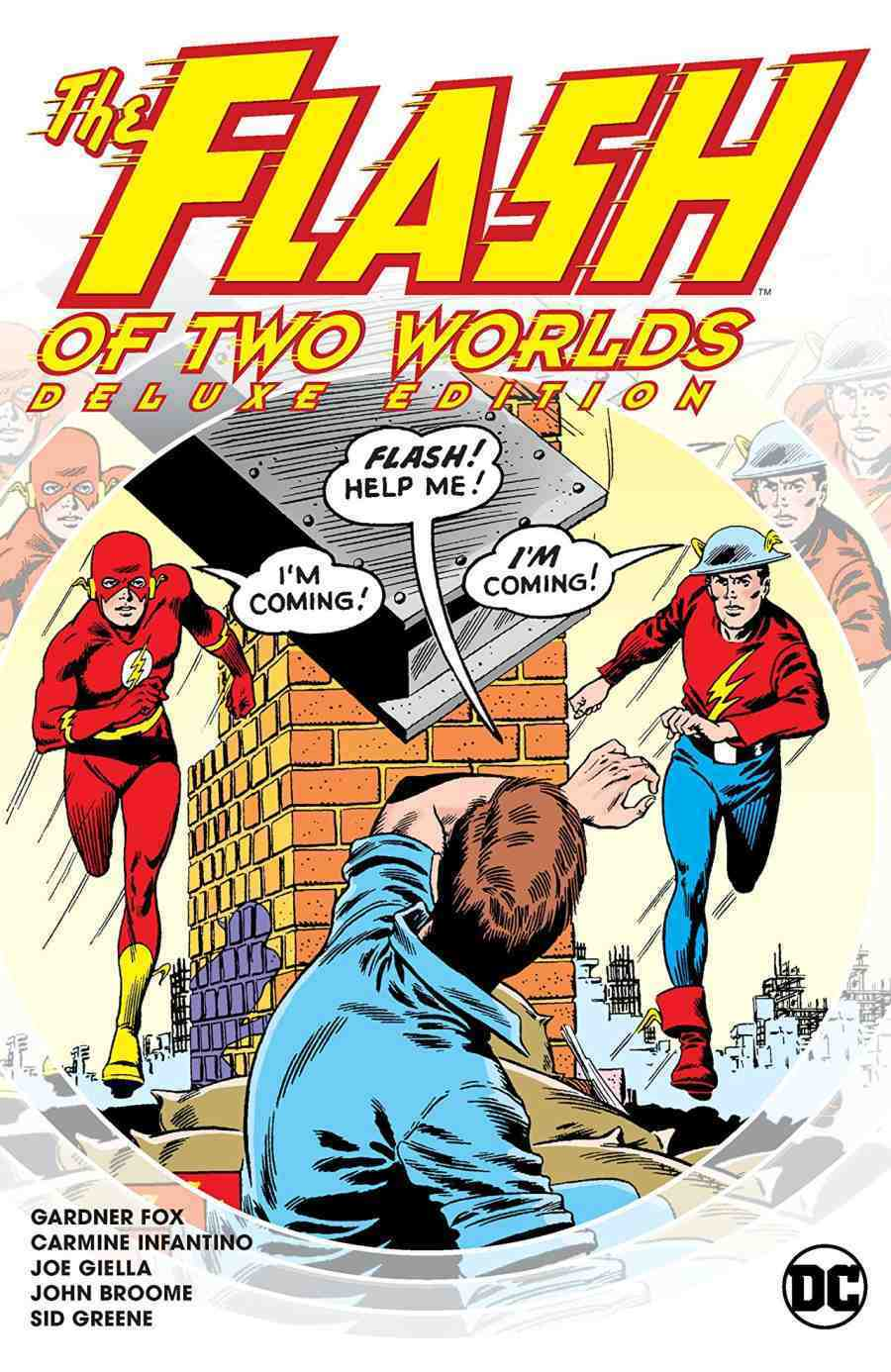 The Flash of Two Worlds Deluxe Edition