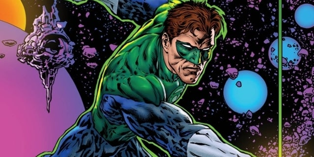 The Green Lantern Season Two #1 Review: Shining Brighter Than Ever