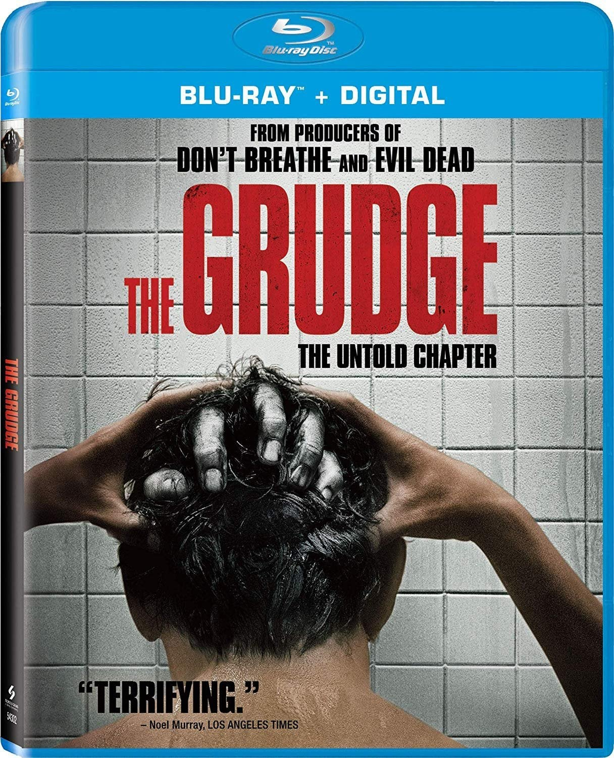 the grudge movie blu ray cover