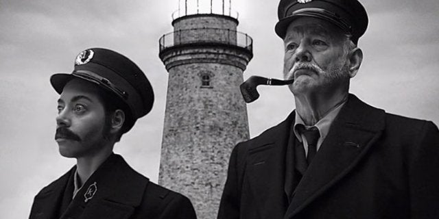 Aubrey Plaza and Bill Murray Parody The Lighthouse in Independent Spirit Award Promo