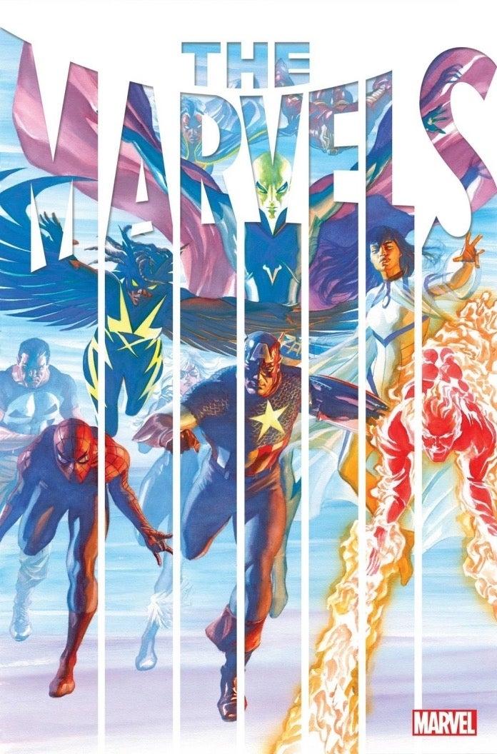 The Marvels Marvel Comics